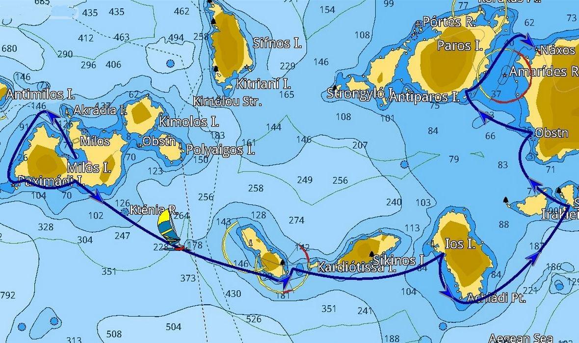 milos-naxos Pagina Itinerari/milos-naxos