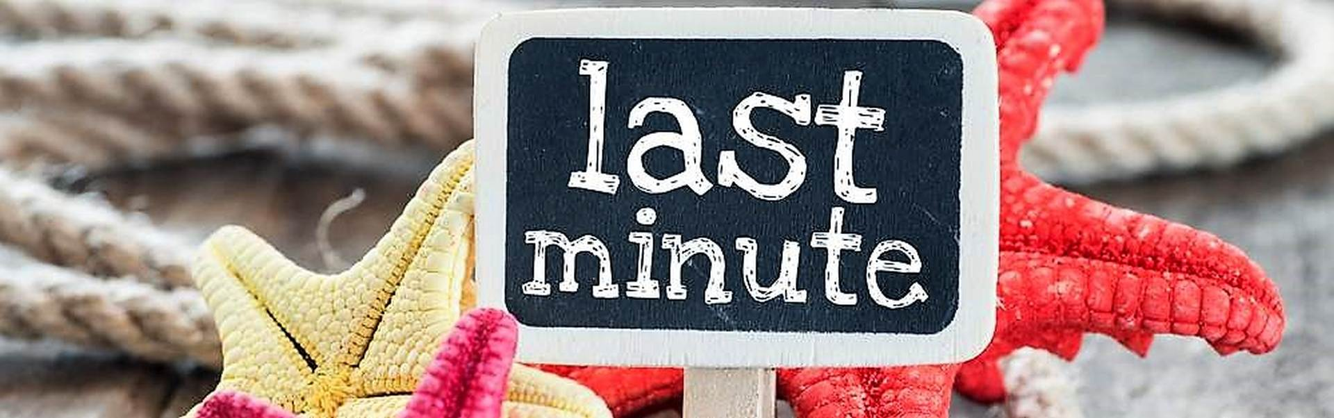 last-minute MENU/PROMOZIONI