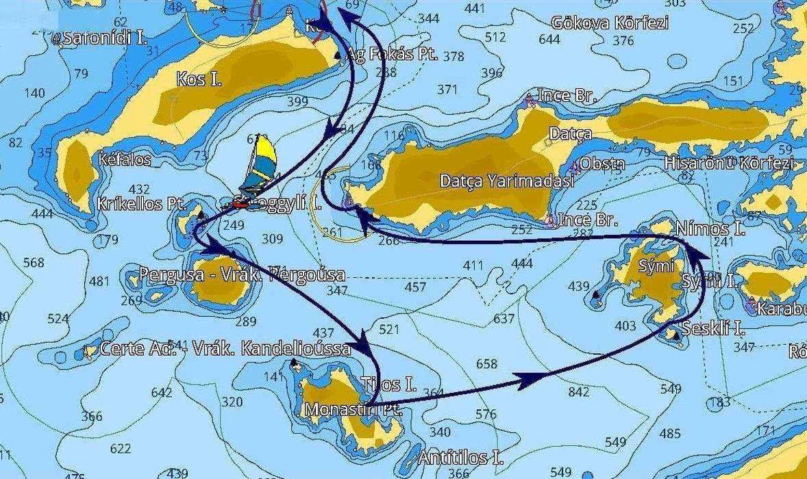 Dodecanneso-Meridionale Pagina Itinerari/kos-kos