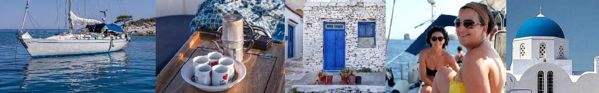 petc Vacanze in barca a vela in Grecia, Cicladi, Dodecanneso