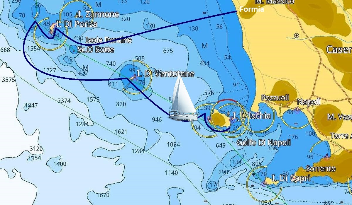 pontine-e-flegree-tour Pagina Isole Pontine
