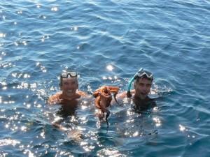 Pesca nelle acque della Grecia