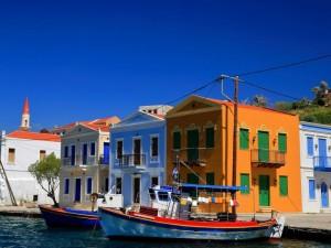 La piccola e meravigliosa isola greca di Kastellorizo