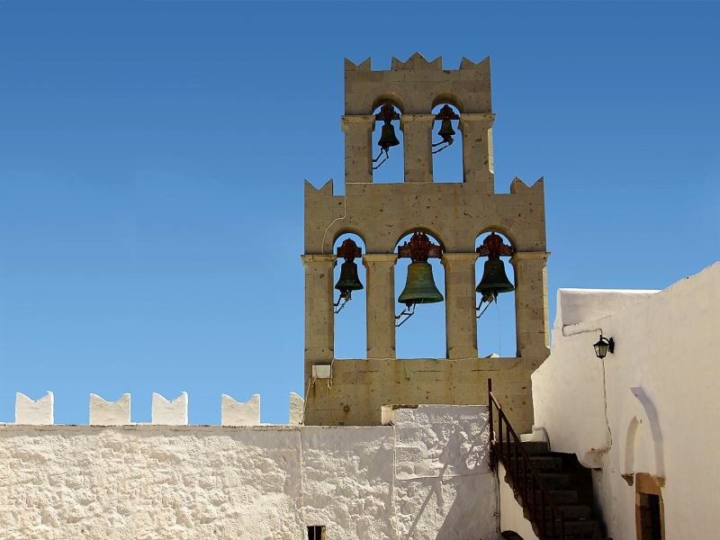 patmos - Itinerario/Dodecanneso Settentrionale