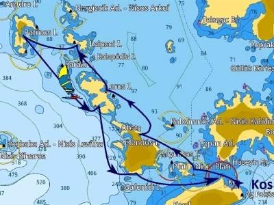 dodecanneso settentrionale - Pagina Itinerari/kos-kos