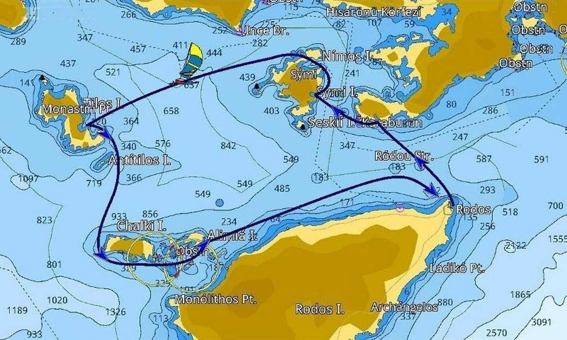 Dodecanneso Meridionale II - Pagina Itinerari/rodi-rodi