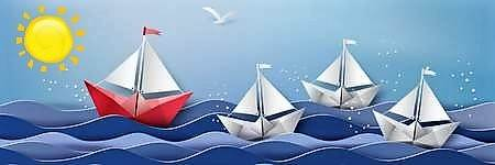 barche e sole II - Vacanze in barca a vela in Grecia