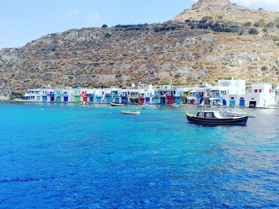 vacanze barca a vela Grecia