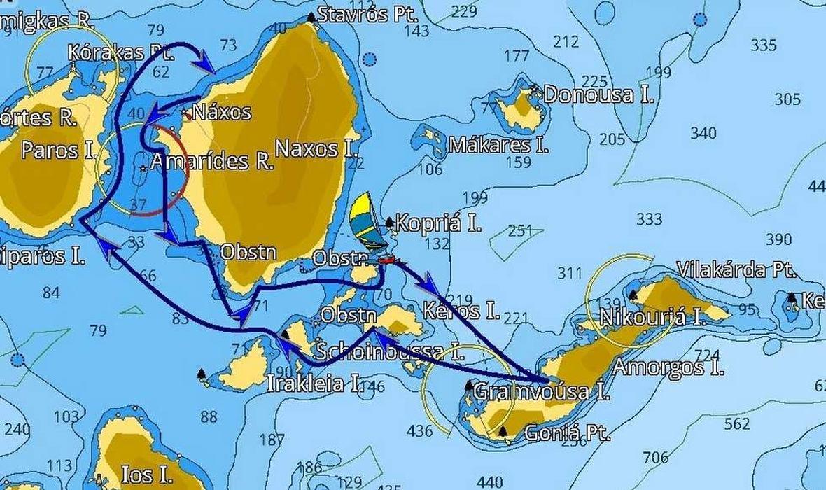piccole cicladi 1 - Pagina Itinerari/naxos-naxos