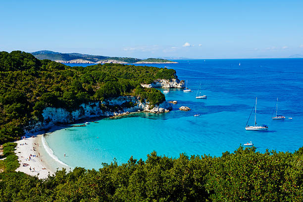 noleggio barca a vela alle ioniche - Crociere in Barca a Vela Nelle Isole Ioniche