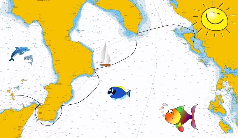 charter in barca a vela - LIPARI CORFU'