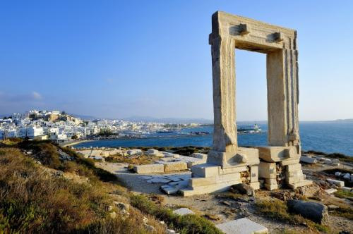 a vela in grecia   naxos - crociere barca a vela