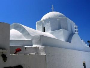 Grecia, la piccola città di Amorgos