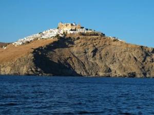 Astipalea, splendida località sulla costa greca