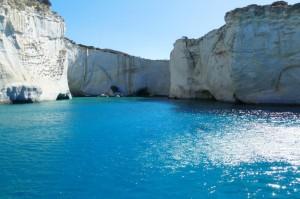Il meraviglioso mare della Grecia