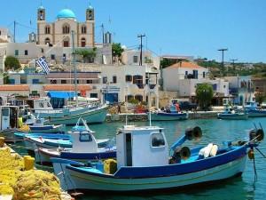 L'Isola di Lipsi, nel Dodecaneso