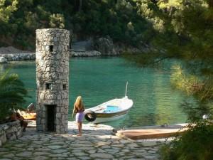Loryma, piccola località della Grecia