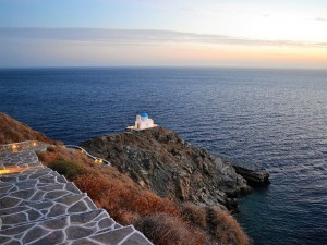 Sifnos, meravigliosa isola greca delle Cicladi