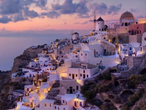 Thira, la meravigliosa isola greca delle Cicladi
